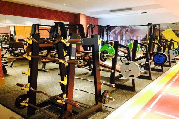 杭州减肥训练营器械区