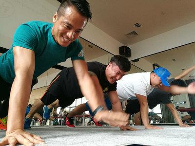 运动减肥培训