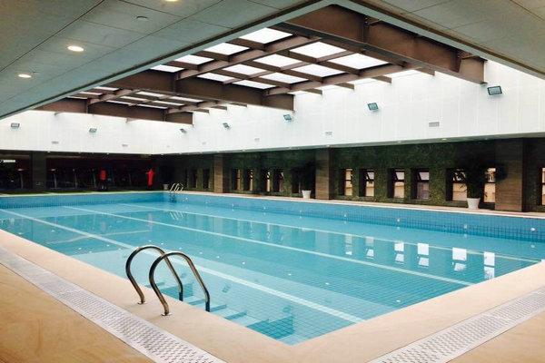 杭州减肥训练营游泳馆