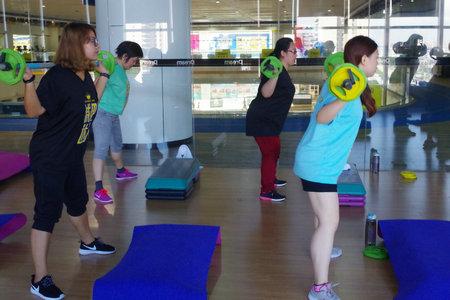 减肥训练营营是如何健康减肥的